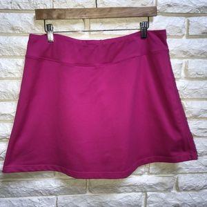 Title Nine Dream Skort Magenta Pink Large